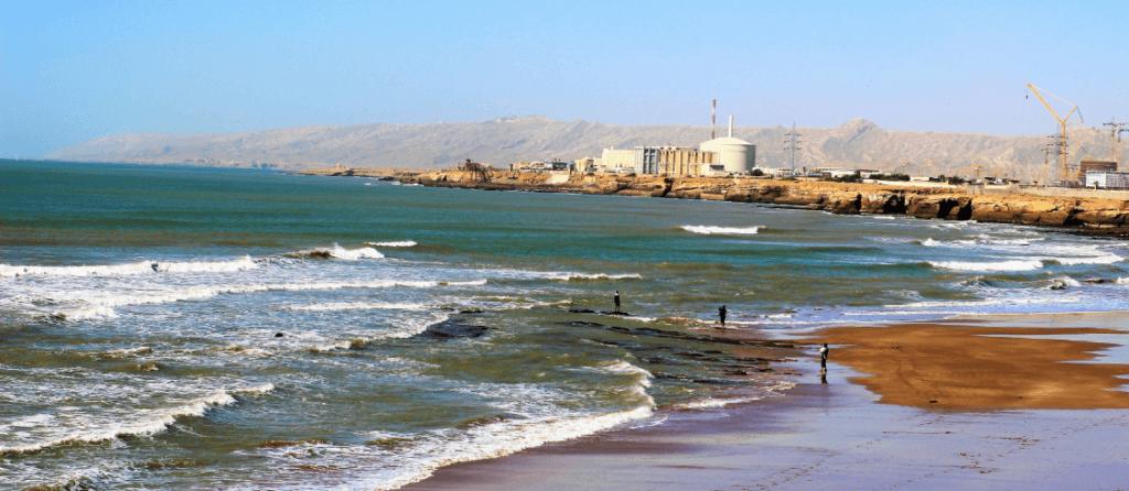 french beach karachi
