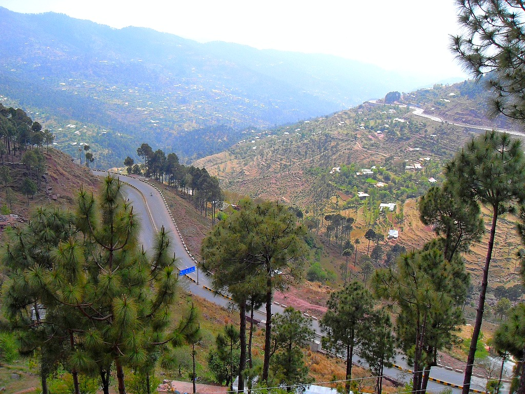 Trip to Murree Pakistan